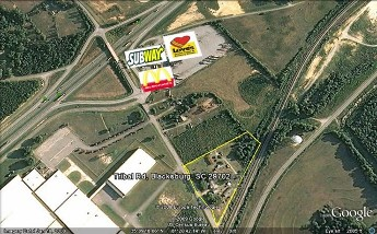 2.8 Acres Site Near Interstate 85
